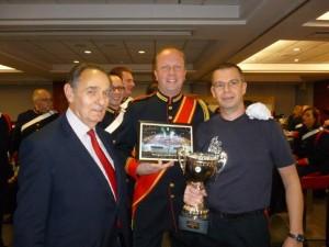 Premier Band Award en finale foto